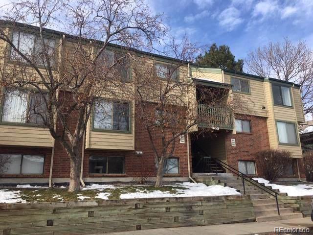 3656 S Depew Street #202, Lakewood, CO 80235 (MLS #9408287) :: The Sam Biller Home Team