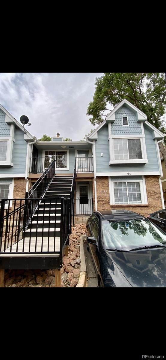 63 S Sable Boulevard #22, Aurora, CO 80012 (MLS #9427618) :: Stephanie Kolesar
