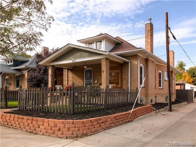 4021 W 32nd Avenue, Denver, CO 80212 (#9435069) :: The Peak Properties Group