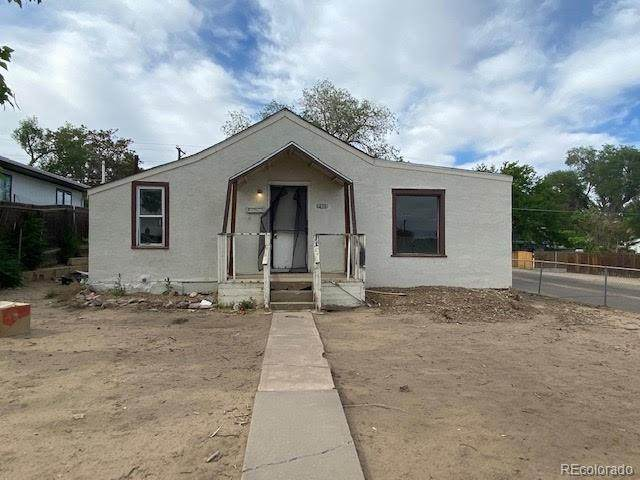 1439 E 10th Street, Pueblo, CO 81001 (#9444747) :: Re/Max Structure