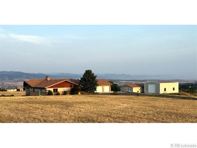 579 S Mountain View Road, Castle Rock, CO 80109 (MLS #9452385) :: 8z Real Estate