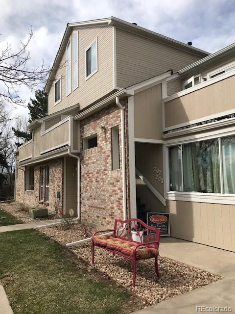 4931 Garrison Street 202G, Wheat Ridge, CO 80033 (#9456201) :: Wisdom Real Estate