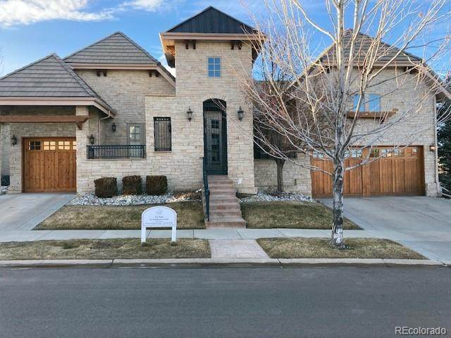 61 Sommerset Circle, Greenwood Village, CO 80111 (#9467036) :: iHomes Colorado