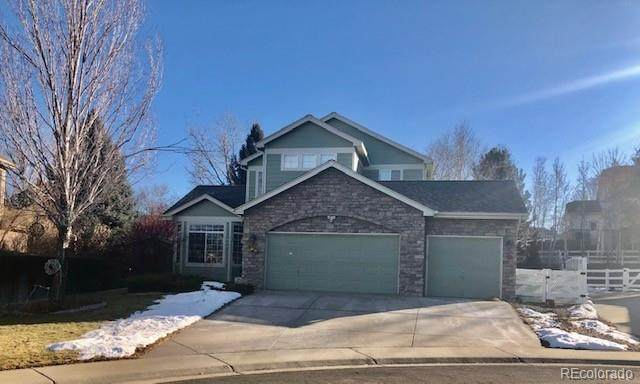 876 W 127th Court, Westminster, CO 80234 (MLS #9471399) :: Kittle Real Estate