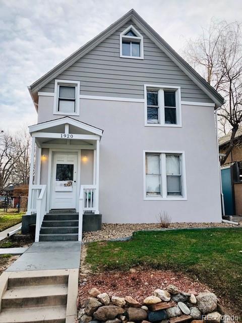 1920 S Washington Street, Denver, CO 80210 (#9474969) :: Wisdom Real Estate