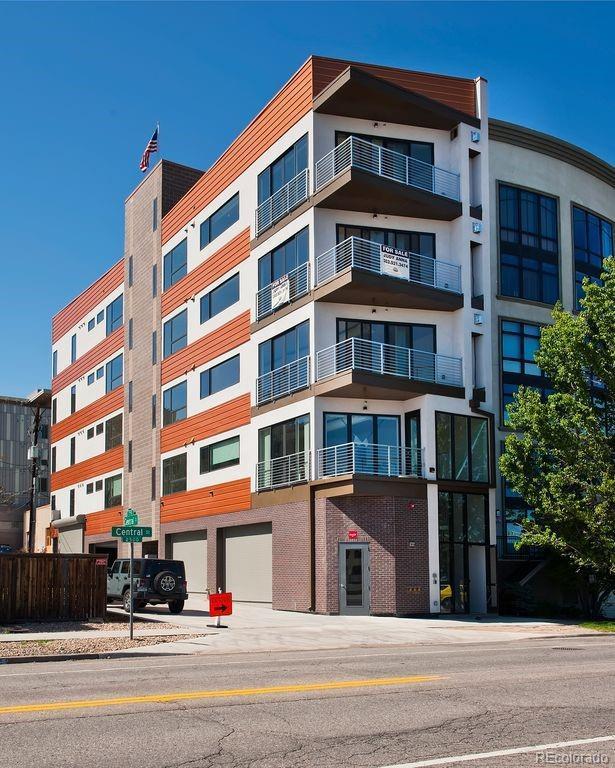 1737 Central Street #301, Denver, CO 80211 (#9482617) :: Bring Home Denver