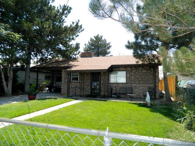 6830 E 52nd Place, Commerce City, CO 80022 (MLS #9517597) :: 8z Real Estate