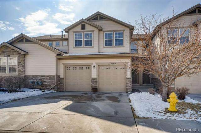 23080 York Avenue, Parker, CO 80138 (MLS #9521309) :: 8z Real Estate