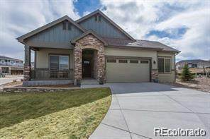 1763 Diamond Head Drive, Castle Rock, CO 80104 (#9527118) :: The Margolis Team