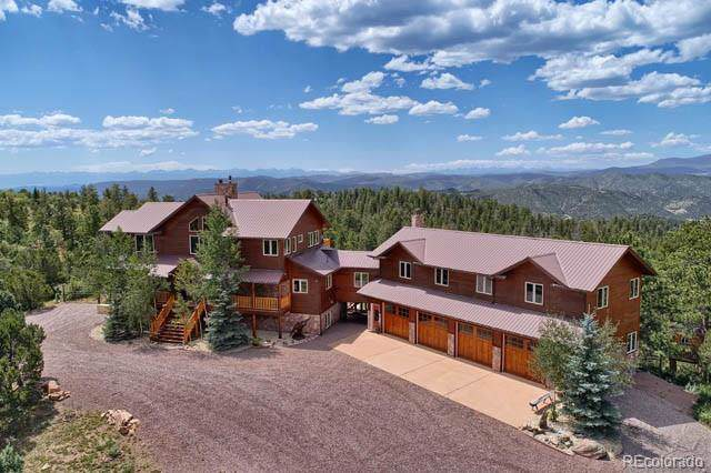 2700 County 11 Road, Canon City, CO 81212 (#9551233) :: Mile High Luxury Real Estate