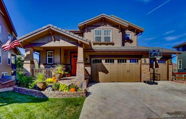 15973 Burrowing Owl Court, Morrison, CO 80465 (MLS #9556473) :: 8z Real Estate