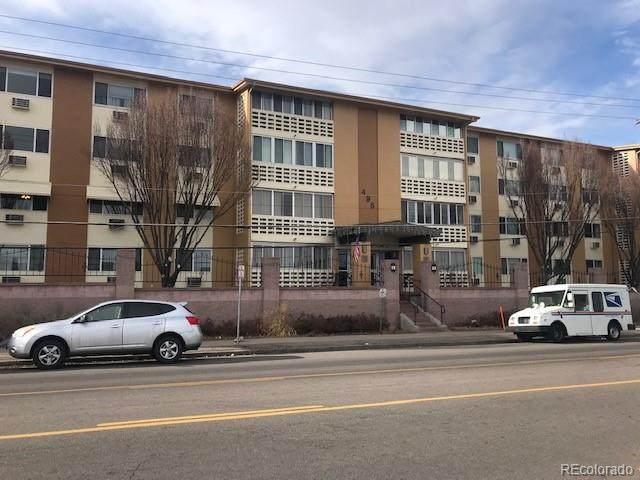 495 S Dayton Street 9B, Denver, CO 80247 (#9571834) :: My Home Team