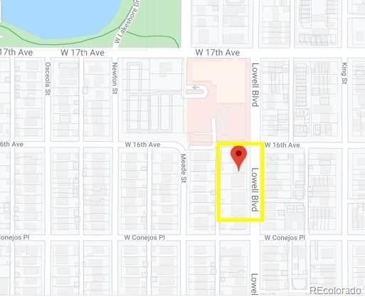 1557-1591 Lowell Boulevard, Denver, CO 80204 (#9585197) :: milehimodern
