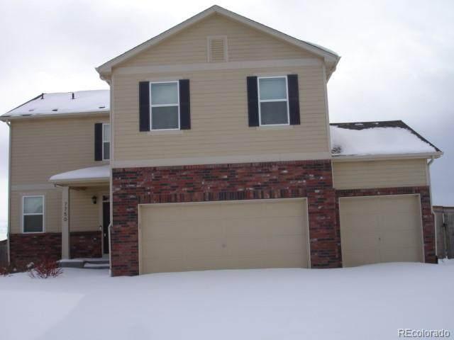 7750 E 136th Drive, Thornton, CO 80602 (#9636775) :: Real Estate Professionals