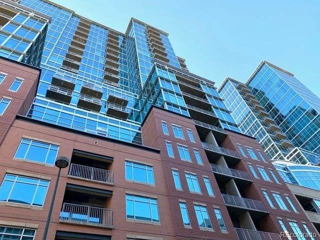 1700 Bassett Street #1822, Denver, CO 80202 (MLS #9658444) :: 8z Real Estate
