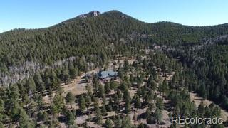 26271 Richmond Hill Road, Conifer, CO 80433 (#9680096) :: The Heyl Group at Keller Williams