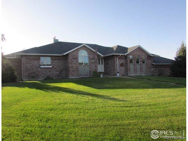 368 Hunters Ridge Drive, Mead, CO 80542 (#9680990) :: HomePopper