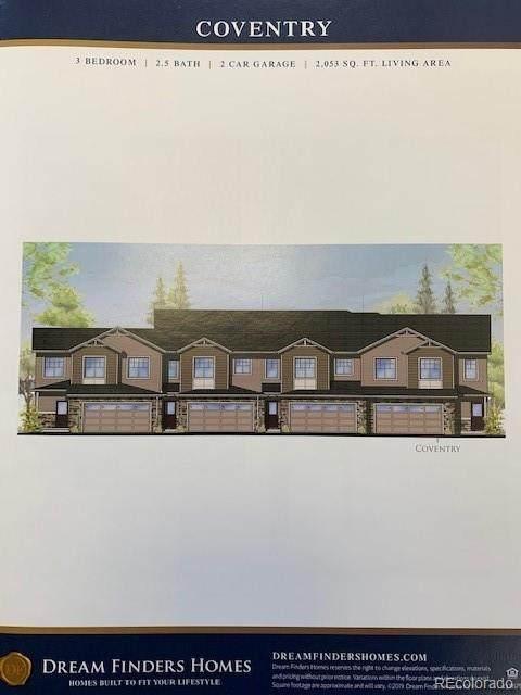 470 Whisper Wind Lane #104, Castle Rock, CO 80104 (MLS #9732543) :: 8z Real Estate