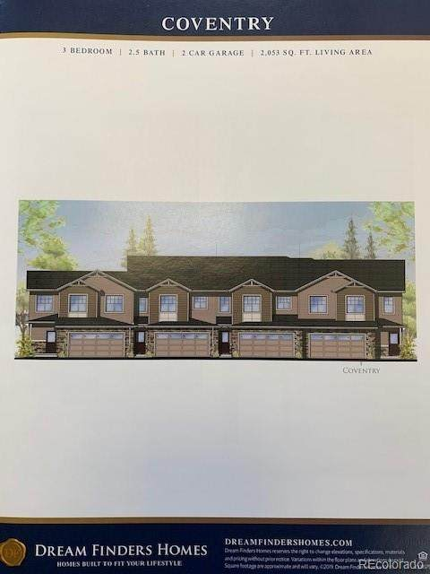 470 Whisper Wind Lane #104, Castle Rock, CO 80104 (#9732543) :: Mile High Luxury Real Estate