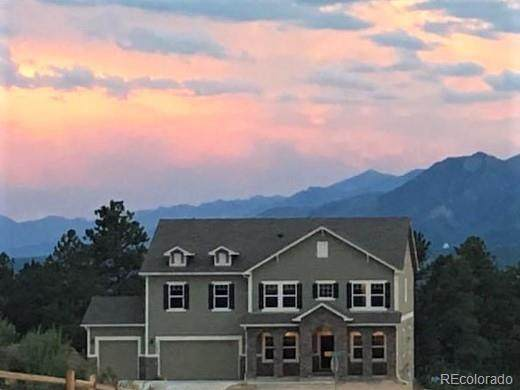 19693 Lindenmere Drive, Monument, CO 80132 (#9755555) :: The Griffith Home Team
