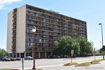 2225 Buchtel Boulevard #612, Denver, CO 80210 (#9783108) :: Mile High Luxury Real Estate