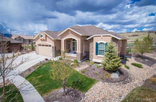 13256 Cedarville Way, Colorado Springs, CO 80921 (#9789435) :: The Harling Team @ Homesmart Realty Group