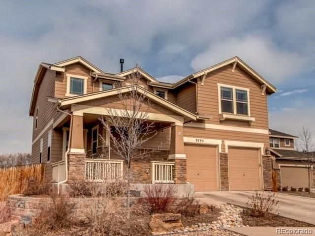 9795 W 71st Place, Arvada, CO 80004 (MLS #9791216) :: 8z Real Estate
