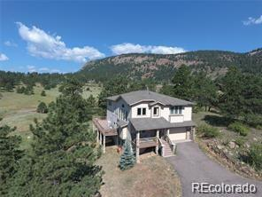 309 Wisp Creek Drive, Bailey, CO 80421 (MLS #9806228) :: 8z Real Estate