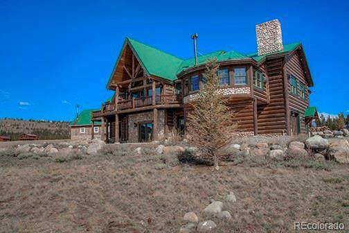 700 Cottage Grove Road, Alma, CO 80420 (MLS #9806555) :: 8z Real Estate