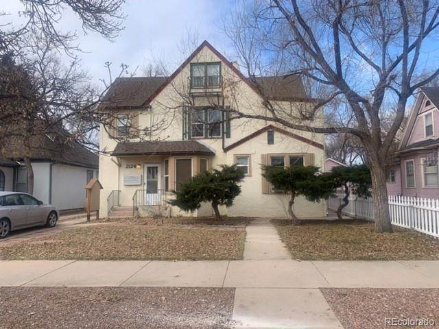 2124 N Nevada Avenue, Colorado Springs, CO 80907 (MLS #9807336) :: 8z Real Estate