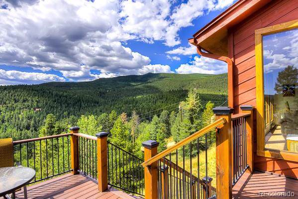 10182 Buena Vista Drive, Conifer, CO 80433 (#9810827) :: The Heyl Group at Keller Williams