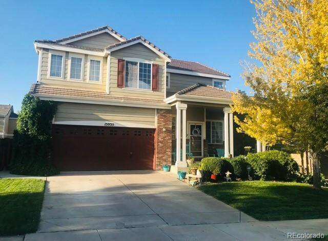 15935 E 97th Avenue, Commerce City, CO 80022 (#9818707) :: Venterra Real Estate LLC