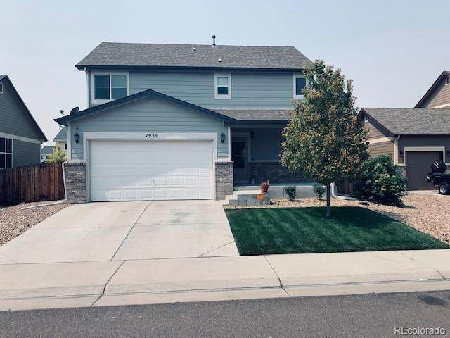 1959 Basil Street, Strasburg, CO 80136 (MLS #9830233) :: 8z Real Estate