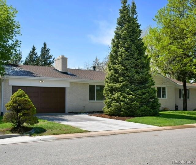 3495 S Birch. Street, Denver, CO 80222 (#9848884) :: The City and Mountains Group