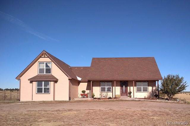 5555 Private Road 126, Elizabeth, CO 80107 (#9864715) :: The DeGrood Team