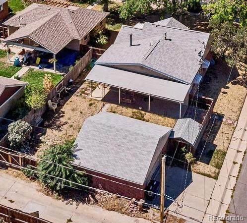 2990 Hudson Street, Denver, CO 80207 (#9904758) :: The Scott Futa Home Team