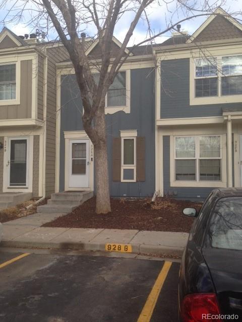 928 Milo Circle A, Lafayette, CO 80026 (MLS #9905613) :: 8z Real Estate