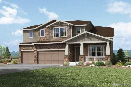 7073 S Uriah Street, Aurora, CO 80016 (#9919567) :: The Scott Futa Home Team