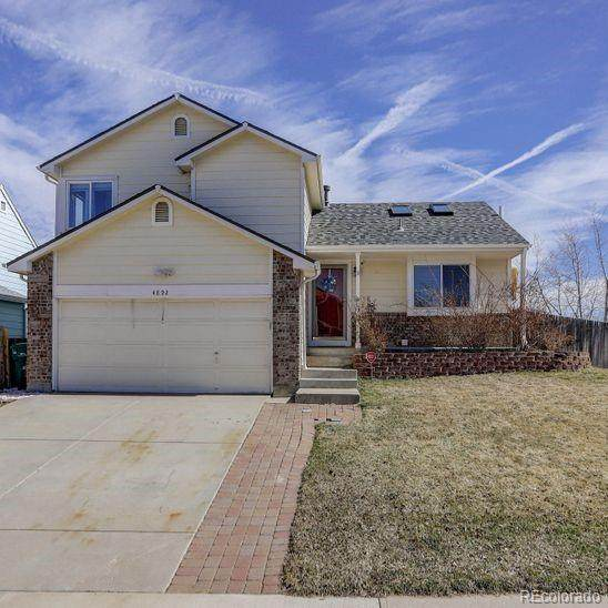 4892 S Dunkirk Way, Centennial, CO 80015 (#9928629) :: The Gilbert Group