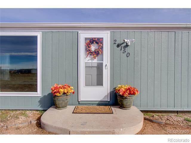 24150 E Range View Way, Calhan, CO 80808 (#9928983) :: Stephanie Fryncko | Keller Williams Integrity