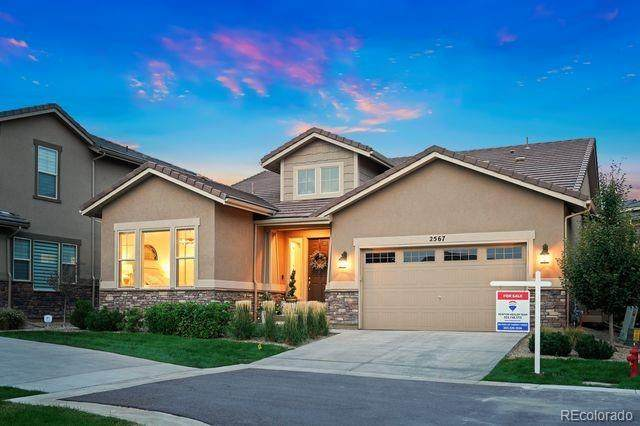 2567 Skyline Court, Erie, CO 80516 (#9932743) :: The Brokerage Group