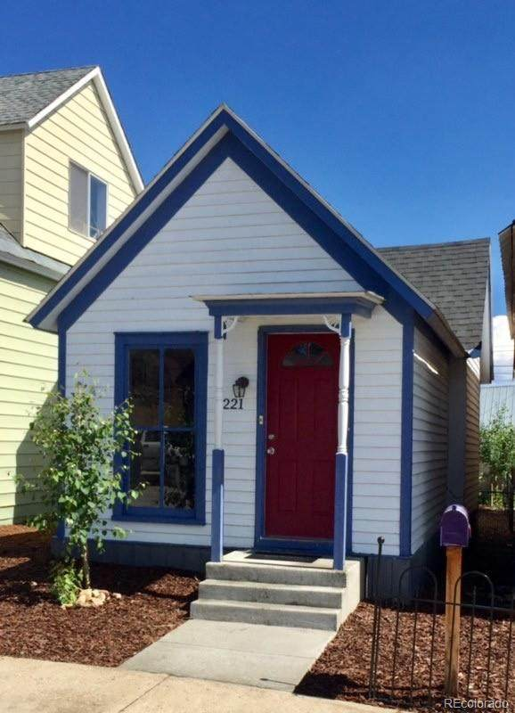 221 E 8th Street, Leadville, CO 80461 (#9943306) :: HomeSmart Realty Group