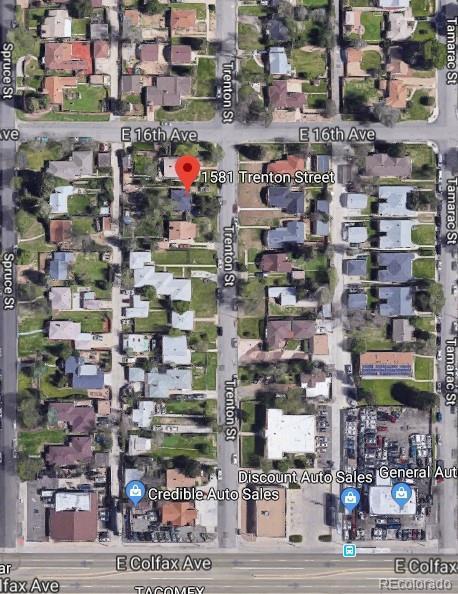 1581 Trenton Street, Denver, CO 80220 (#9947185) :: The Heyl Group at Keller Williams