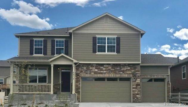 1766 War Knot Lane, Castle Rock, CO 80104 (#9958404) :: The DeGrood Team