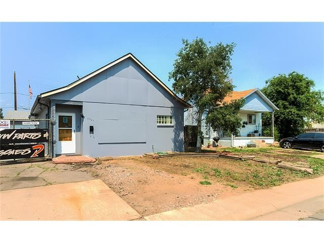 2941 S Fox Street, Englewood, CO 80110 (MLS #9984963) :: 8z Real Estate