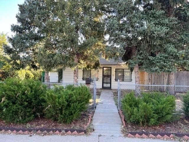 806 Stuart Street, Denver, CO 80204 (#9998858) :: Berkshire Hathaway HomeServices Innovative Real Estate