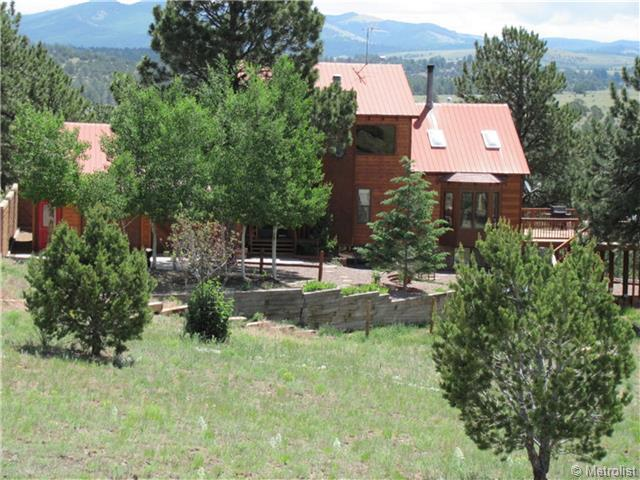 528 Choctaw Trail, Westcliffe, CO 81252 (#1088732) :: The Pete Cook Home Group