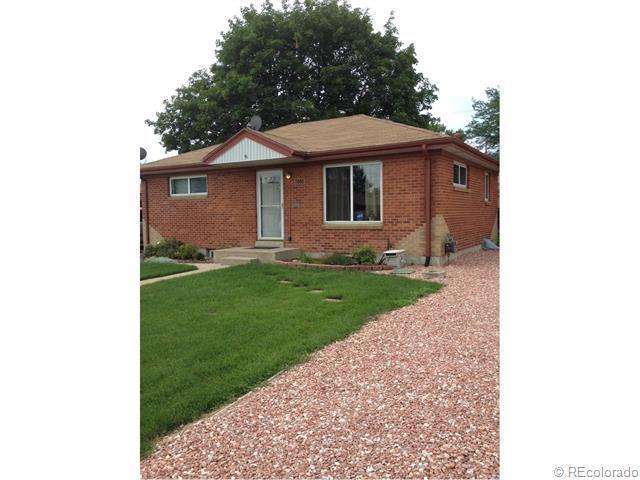 7653 Raritan Street, Denver, CO 80221 (#1137514) :: The Peak Properties Group