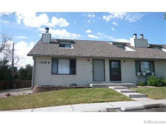 1254 S Reed Street #8, Lakewood, CO 80232 (#1160691) :: The Healey Group