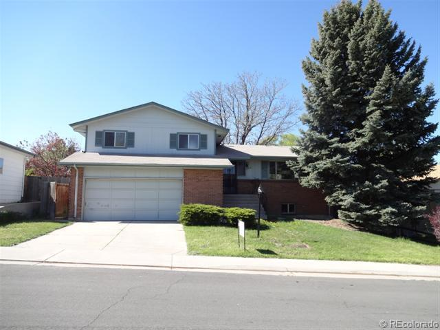 5510 W 101ST Avenue, Westminster, CO 80020 (#1191084) :: The Healey Group